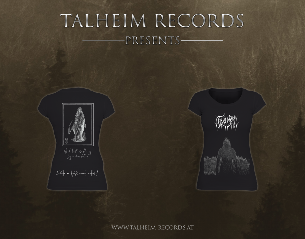 Thyrgrim - Dette Er Tysk Svart Metal! (Frauen) (Schwarz) Präsentation 1