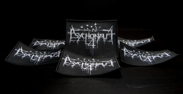 Psychonaut 4 - Logo (weißer Rand)