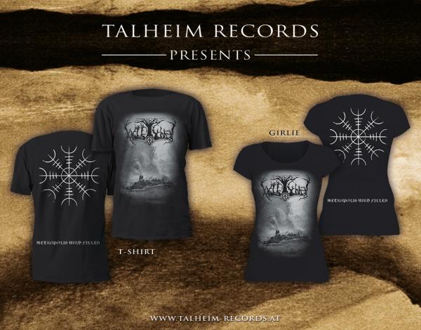 Waldschrat - Metropolis wird fallen T-Shirt Präsentation 1