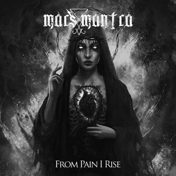 Mars Mantra - From Pain I Rise Titelbild