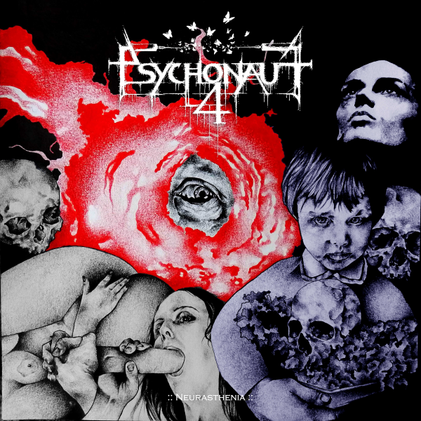Psychonaut 4 - Neurasthenia Cover