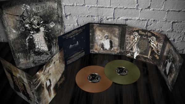 Dødsferd -Wastes Of Life Bronze / Sumpfgrün Vorschau 1