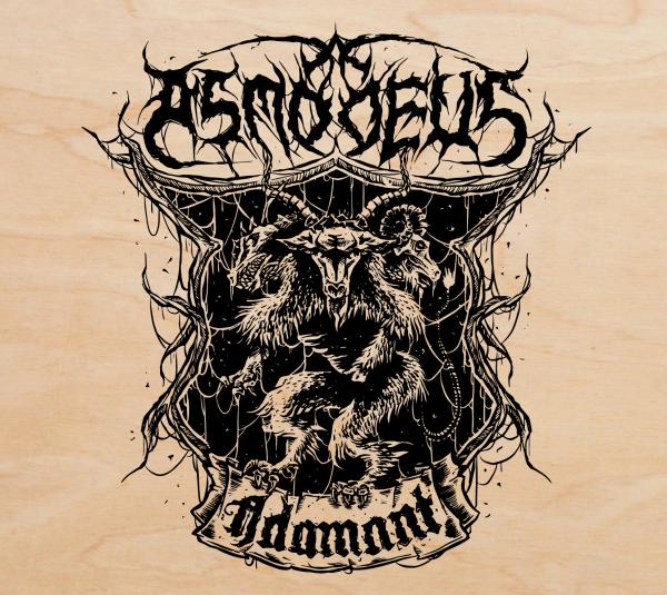 Asmodeus - Adamant Titelbild