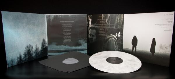 Dämmerfarben / Blaze Of Sorrow - Geister des Winters (Weiße Vinyl mit schwarzer Marmorierung) Präsentation 1