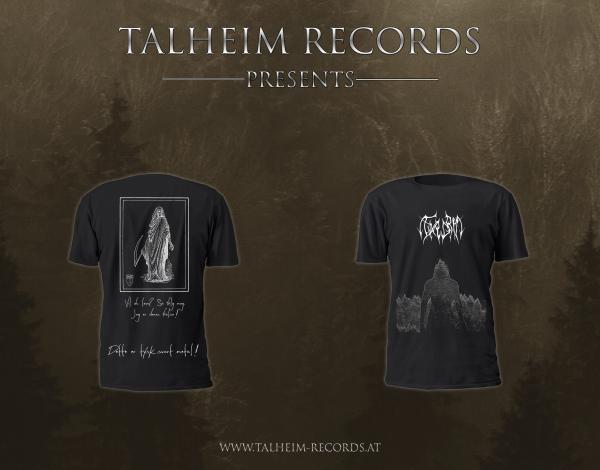 Thyrgrim - Dette Er Tysk Svart Metal! (Schwarz) Präsentation 1