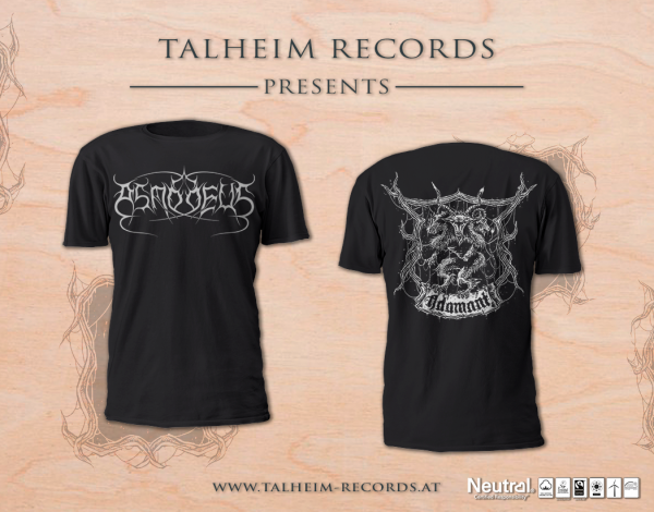 Asmodeus - Adamant T-Shirt Präsentation