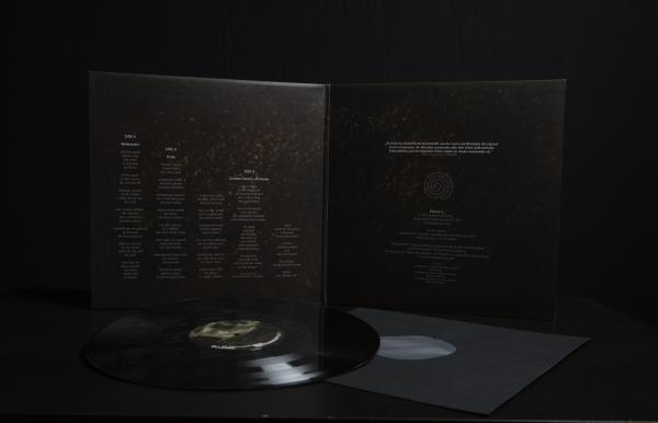 Ellende - Weltennacht (Schwarze Vinyl) Präsentation 3